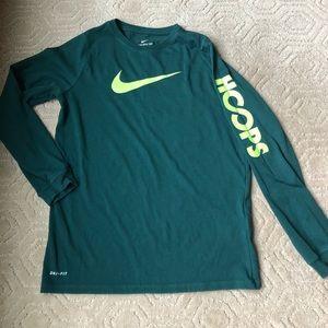 Youth Nike basketball shirt